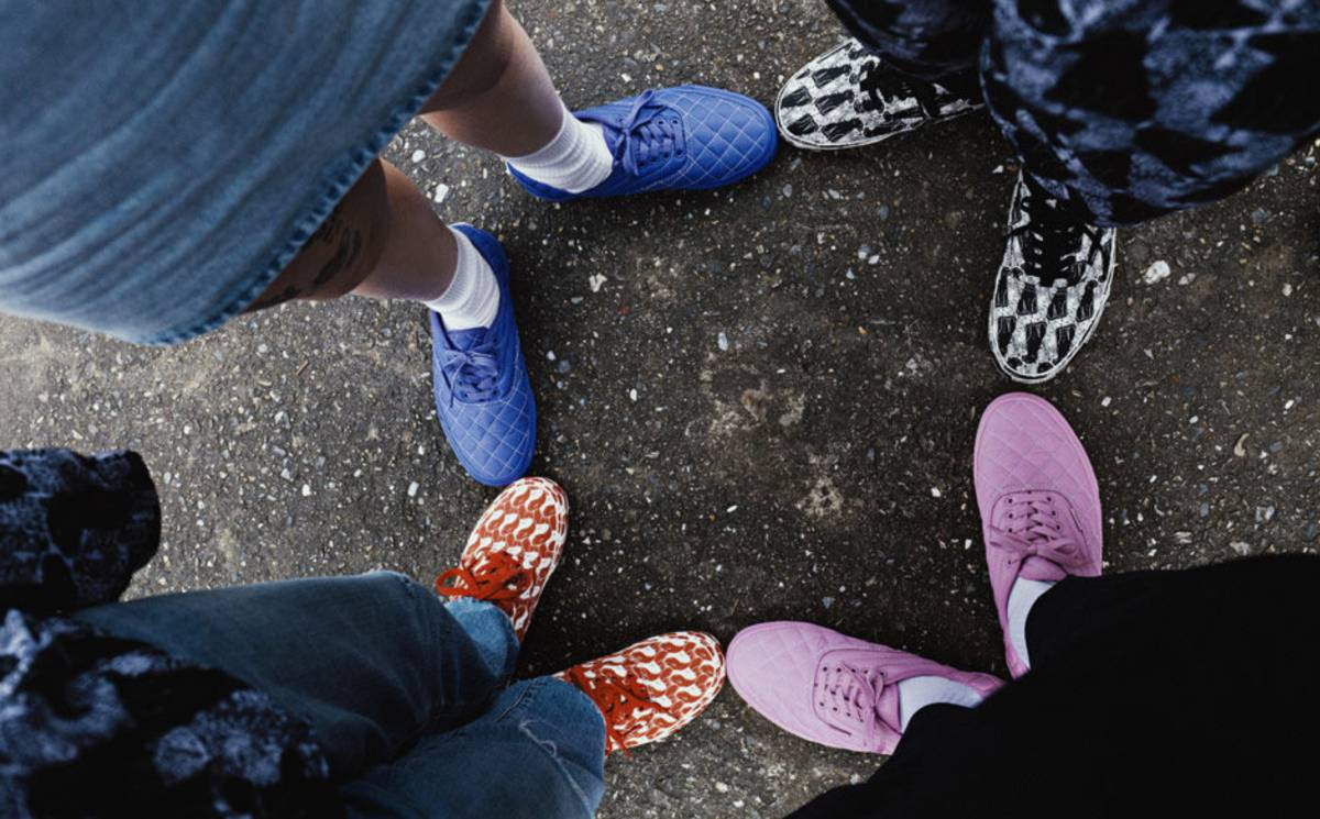 Vans and Opening Ceremony launch first global collection