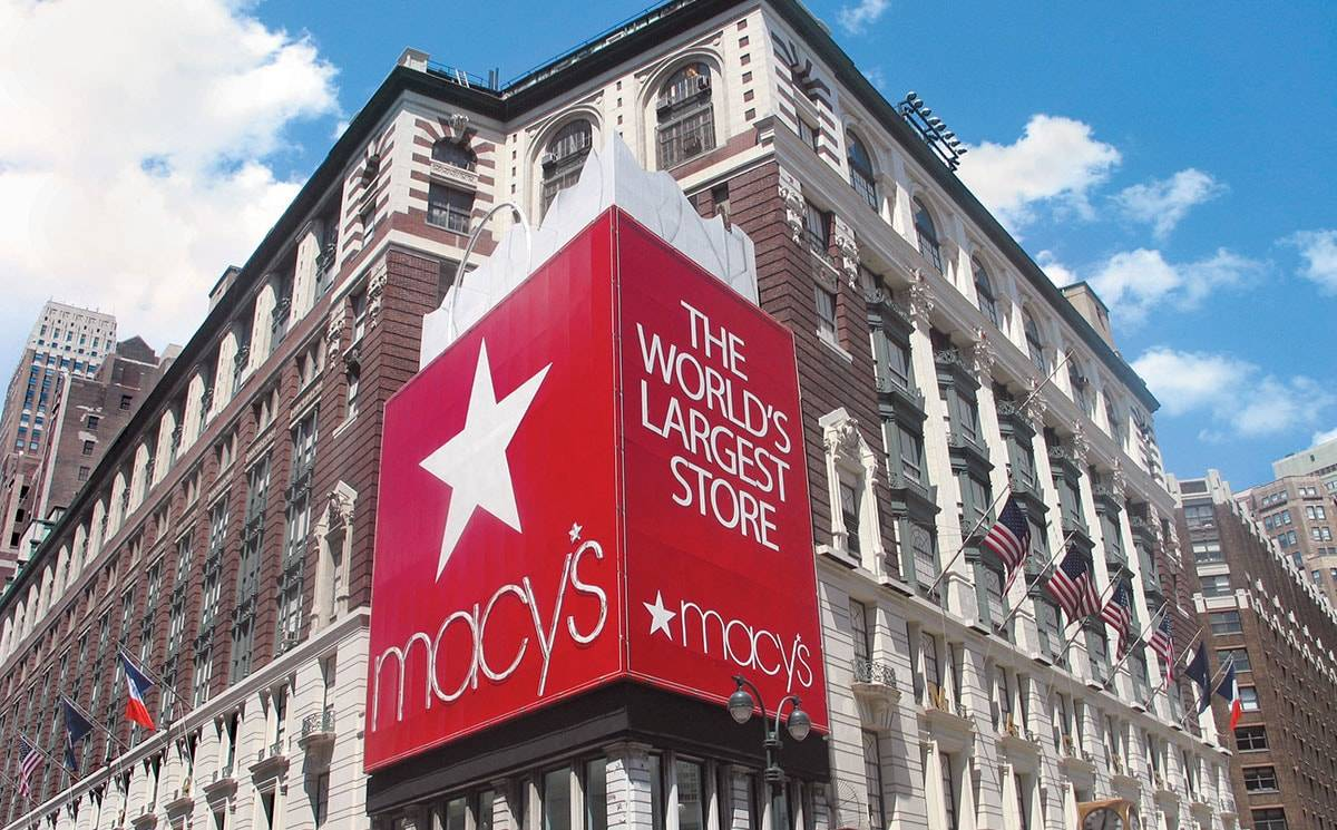 Macy's data breach affects sales