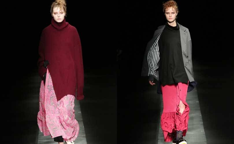 Tokyo Fashion Week 'lost in translation' challenge
