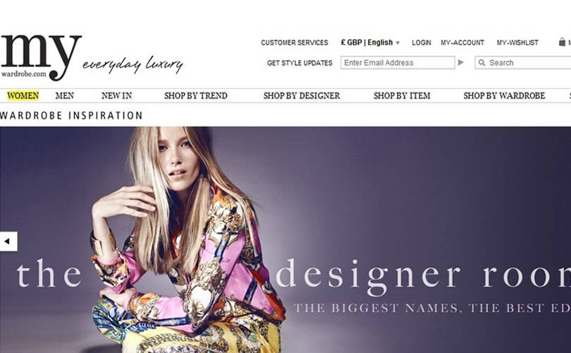 My-Wardrobe.com acquired by Net-a-Porter Group