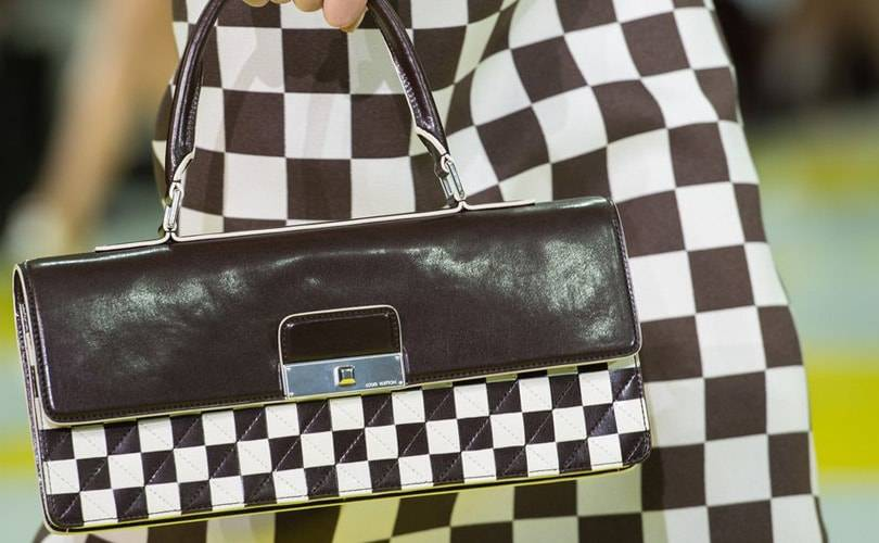 Louis Vuitton denied right to trademark Damier Checkerboard pattern