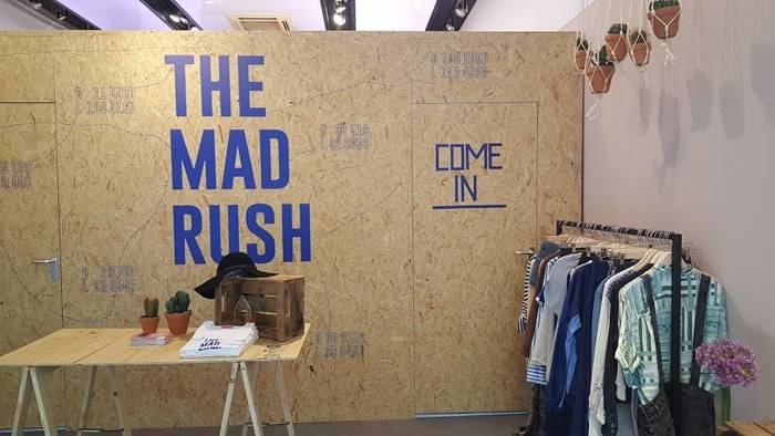 The Mad Rush brings the 'sweatshop' to the high street