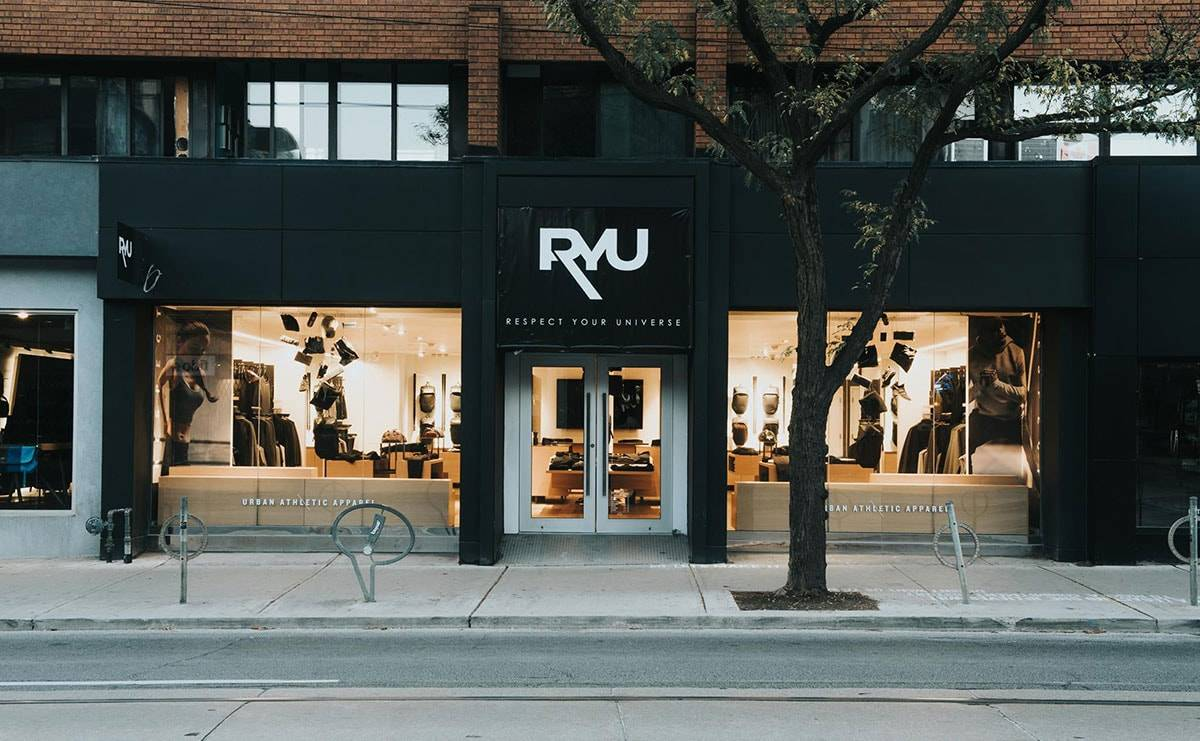 RYU Apparel announces wholesale distribution agreement with Grupo Pavel