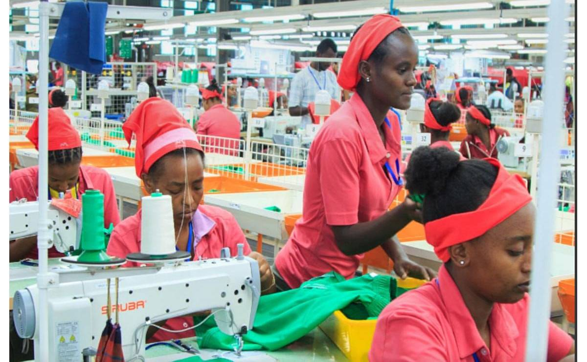 Ethiopian garment workers paid the lowest wages in the apparel industry