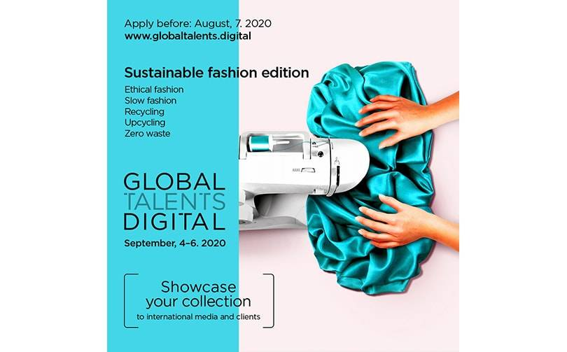 International sustainable event Global Talents Digital will take place from September 4 to 6