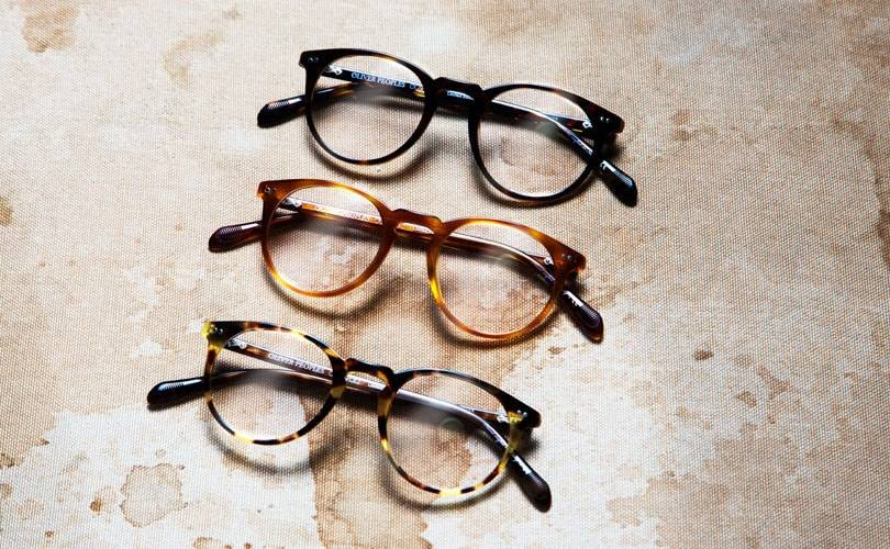 The Row partners with LA brand Oliver Peoples for Paris Fashion Week