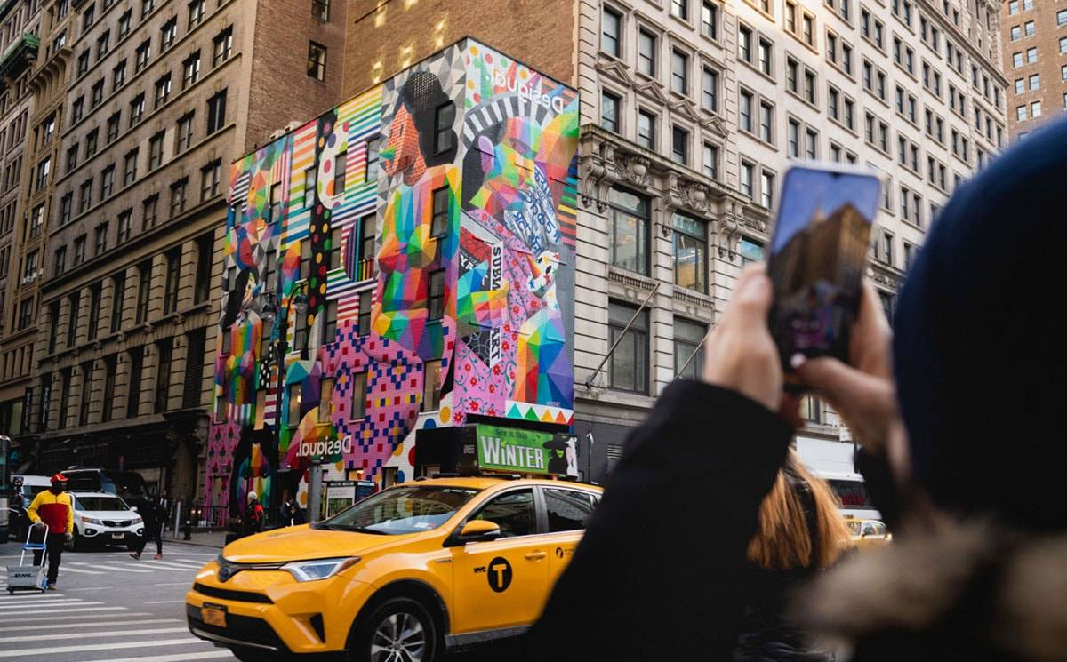 Desigual reopens New York flagship store