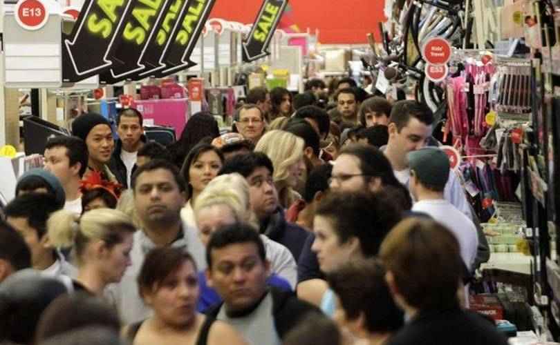 Retail madness expected on 'Black Friday' and 'Cyber Monday'