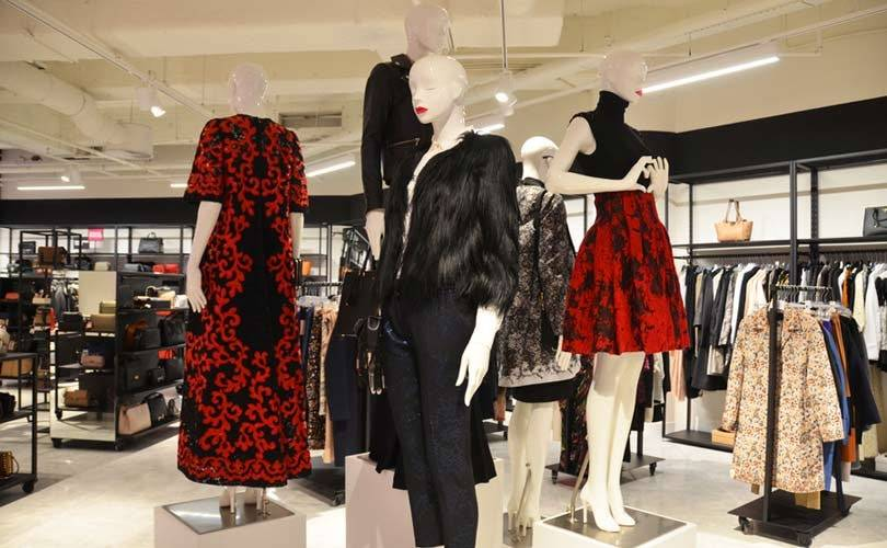 Sneak Peek: Saks Off 5th first store in the Netherlands