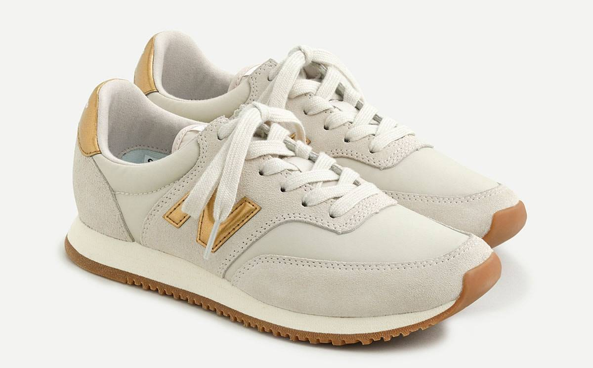 J.Crew reveals latest collaboration with New Balance