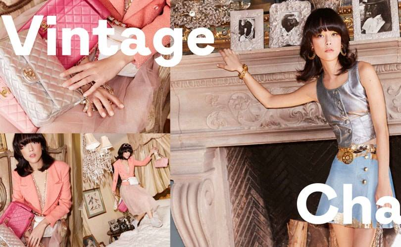 Nasty Gal brings in Chanel vintage collection