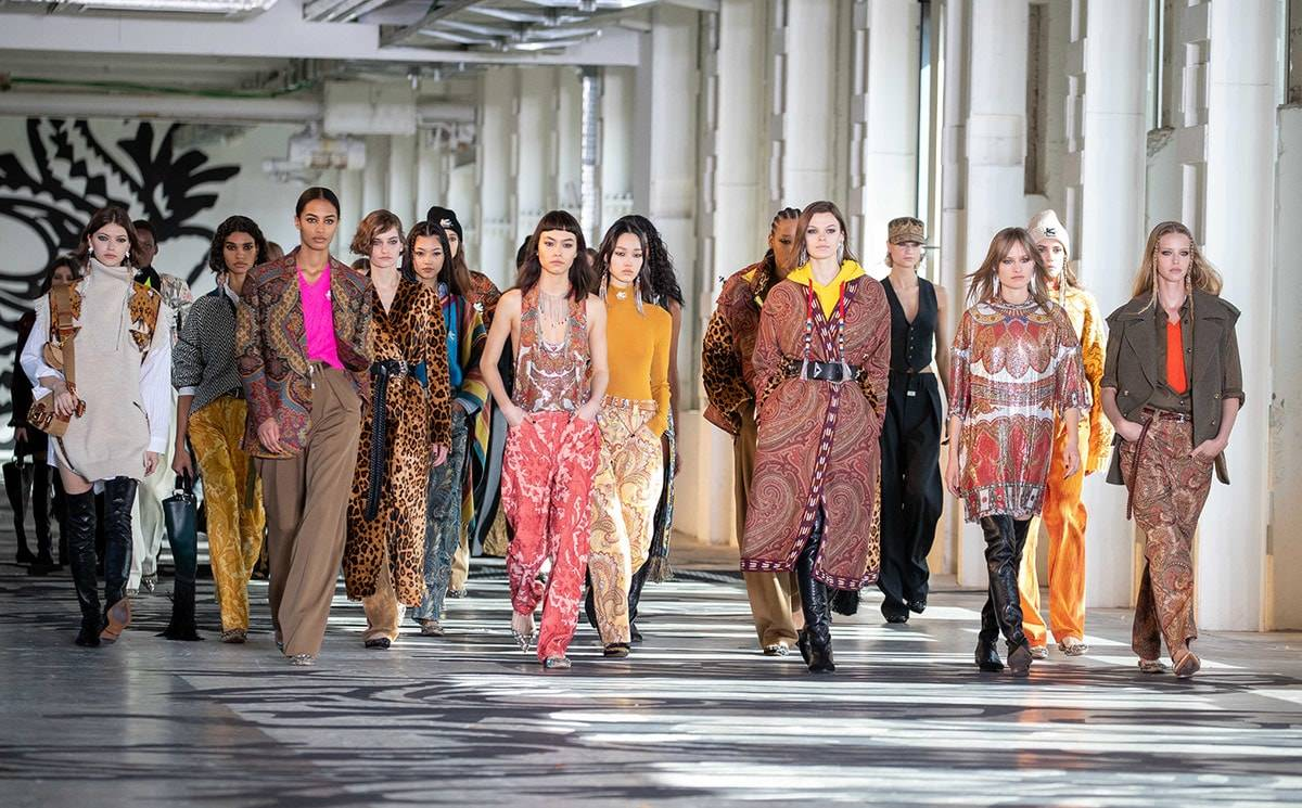 ETRO Women's FW21 Collection