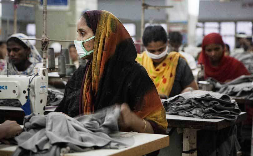 First hand fast-fashion nightmare for Bangladeshi clothing makers