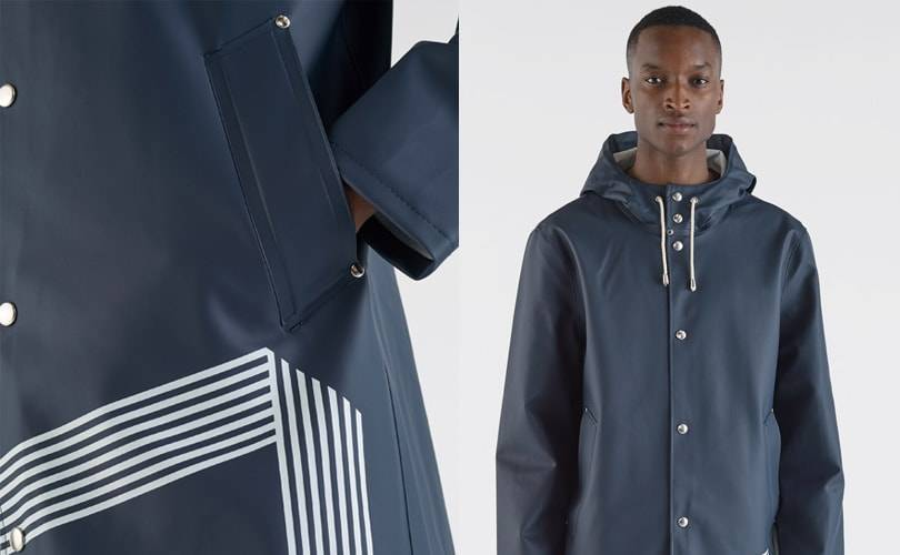 In Pictures: Stutterheim x Band of Outsiders