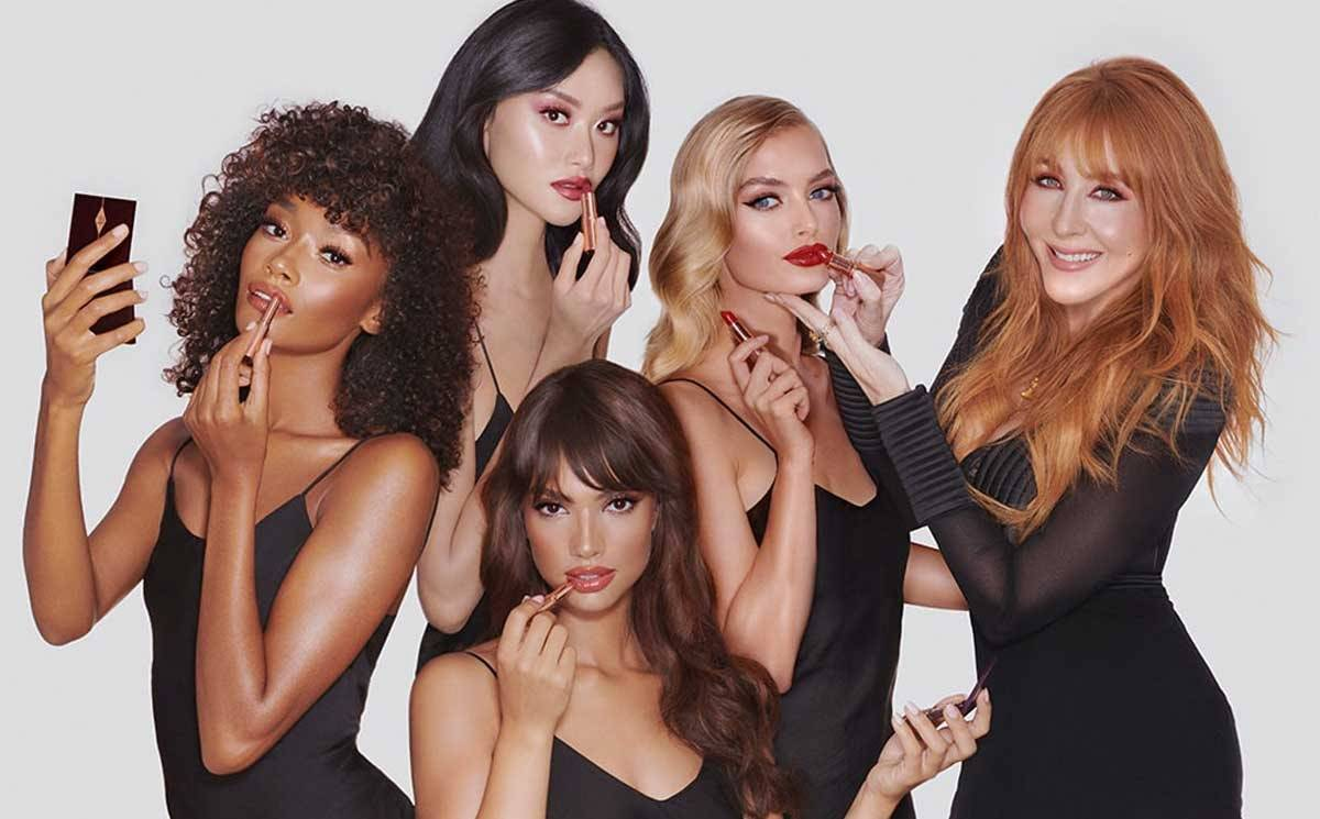 Puig acquires majority stake in Charlotte Tilbury