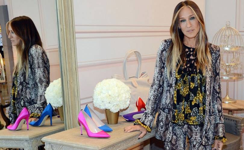 Sarah Jessica Parker collaborates with Zappos Couture