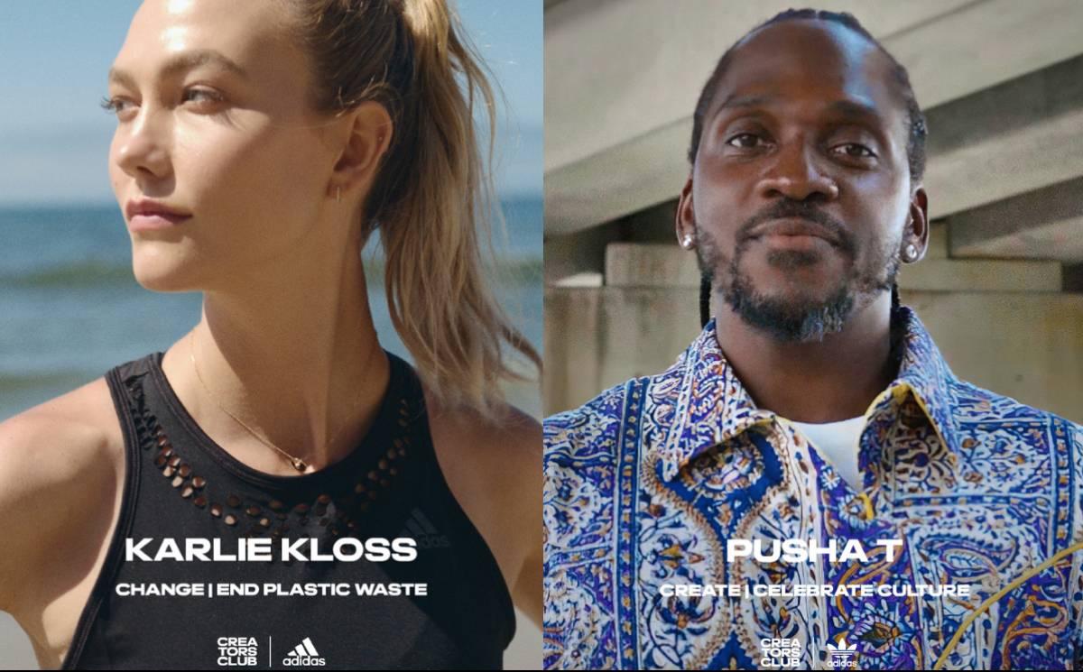 Anuncio Digital pantalla  Adidas launches Creators Club Week alongside biggest ever drop of exclusives