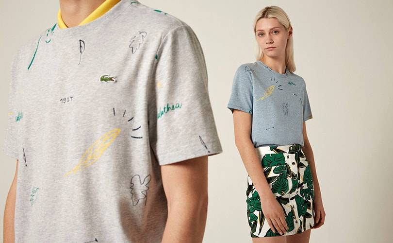 Lacoste joins list of brands banning mohair