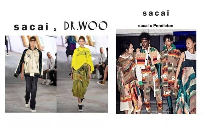 Sacai unveils two collaborations for the end of the year