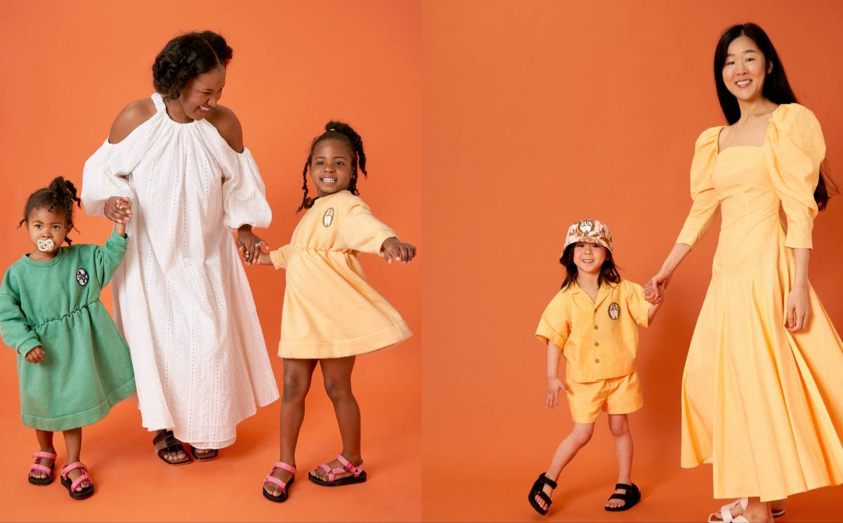 Rejina Pyo launches first kidswear collection