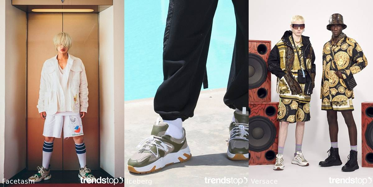 Men's footwear trends for Spring/Summer 2021