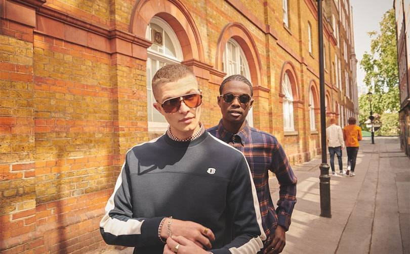 Ben Sherman launches eco-green eyewear collection
