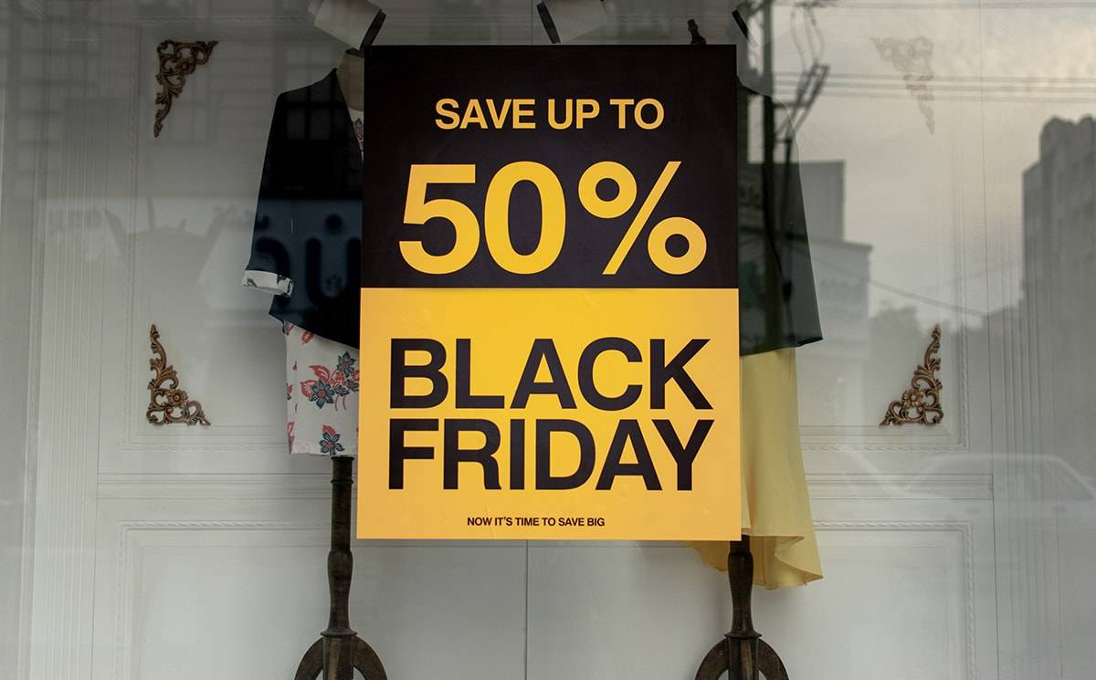 Video: The Fashion Archive discusses the ethics of Black Friday