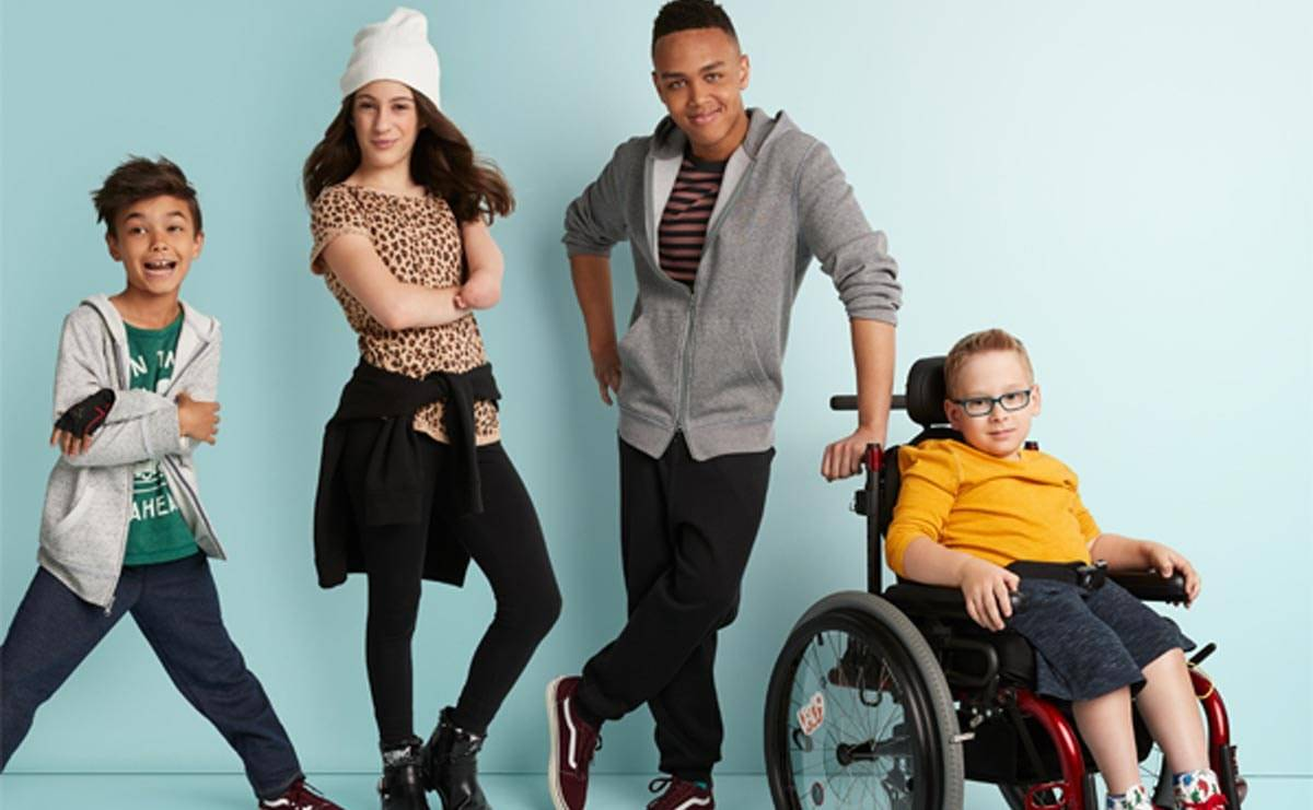 Kohl's adds adaptive clothing lines to its top three kids' brands
