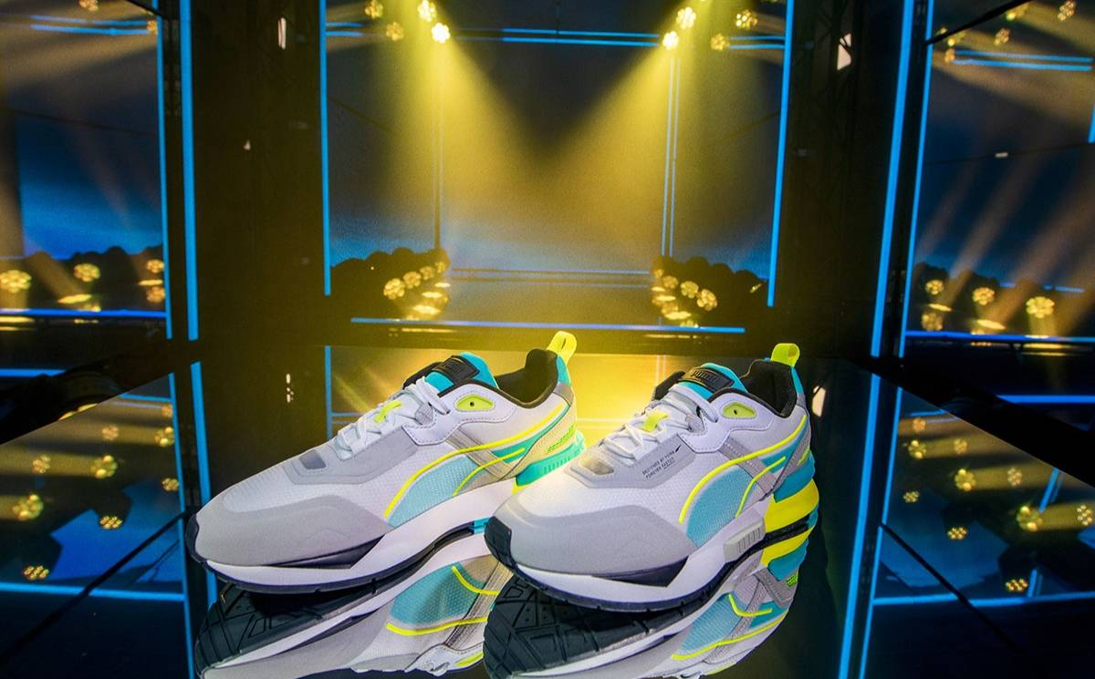 Puma drops shoe inspired by dance music culture