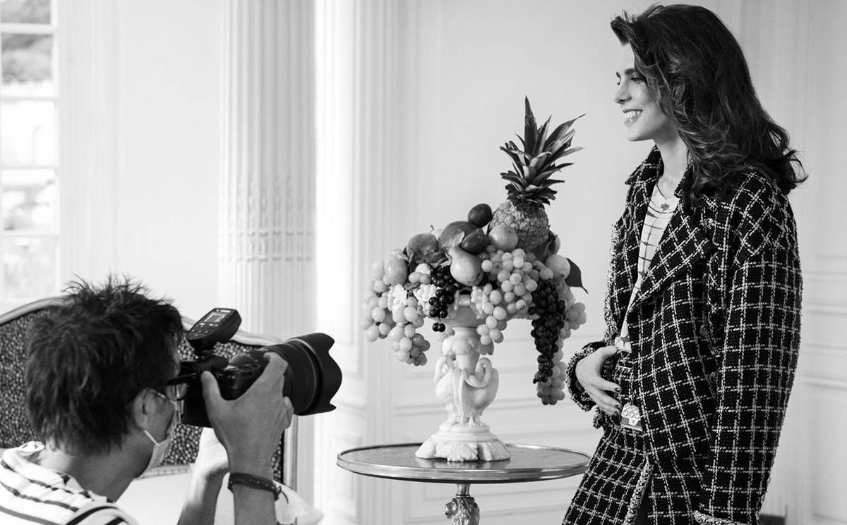 Video: Chanel appoints Charlotte Casiraghi as its new ambassador for 2021