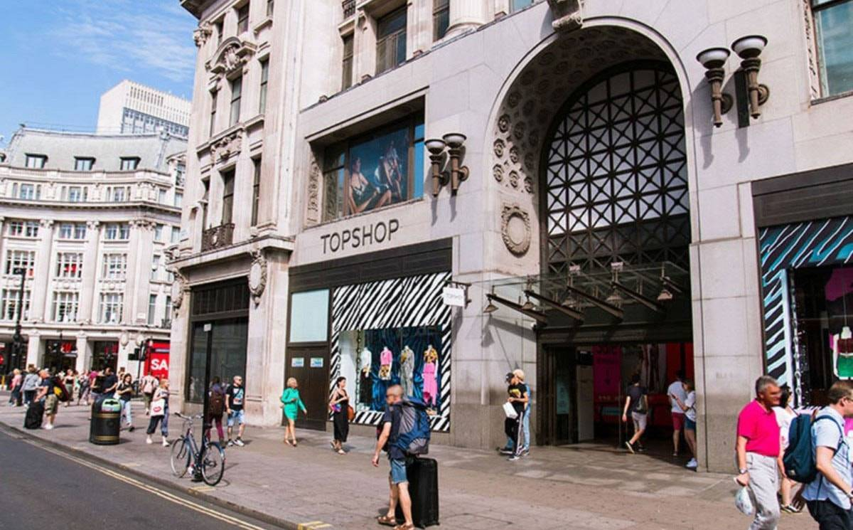 Asos may keep Topshop's Oxford Circus flagship if acquisition goes ahead
