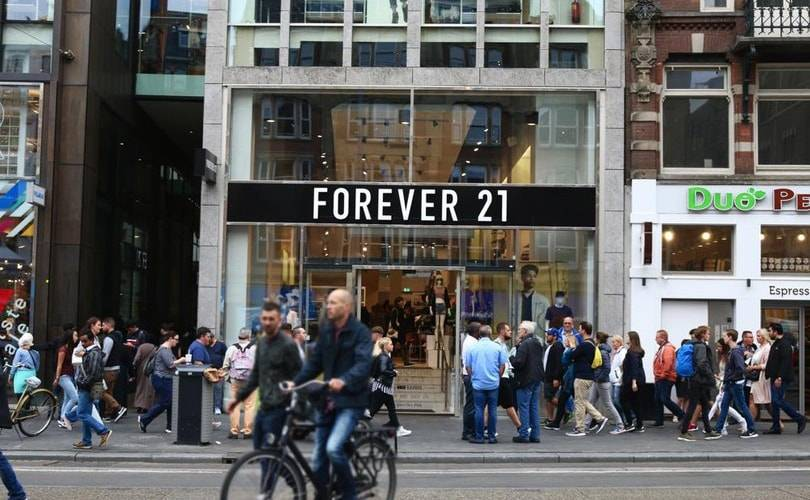 Forever 21 was officially acquired by Authentic Brands Group & Simon
