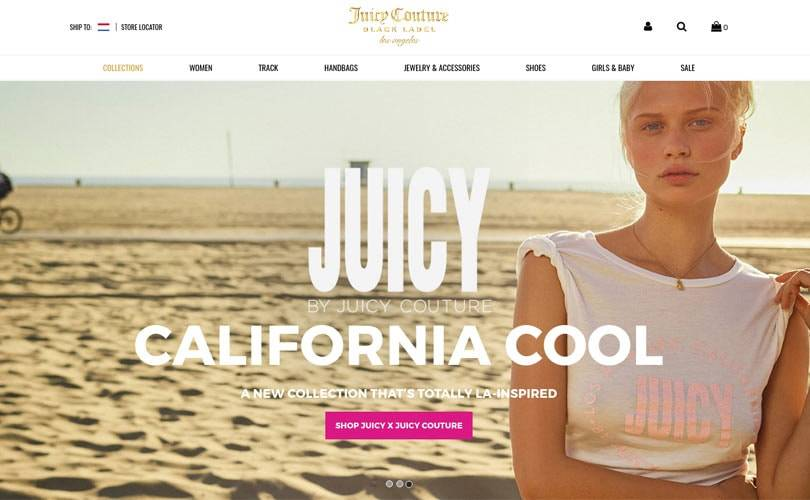 Juicy Couture set to pull out of the UK market