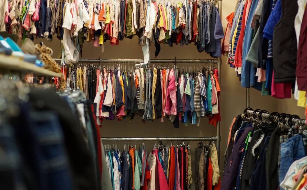 A garment's trip down memory lane: Dutch ReShare initiative for second-hand fashion