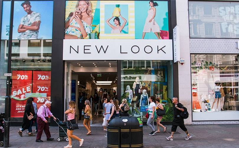 New Look appoints former House of Fraser CEO as chief operating officer