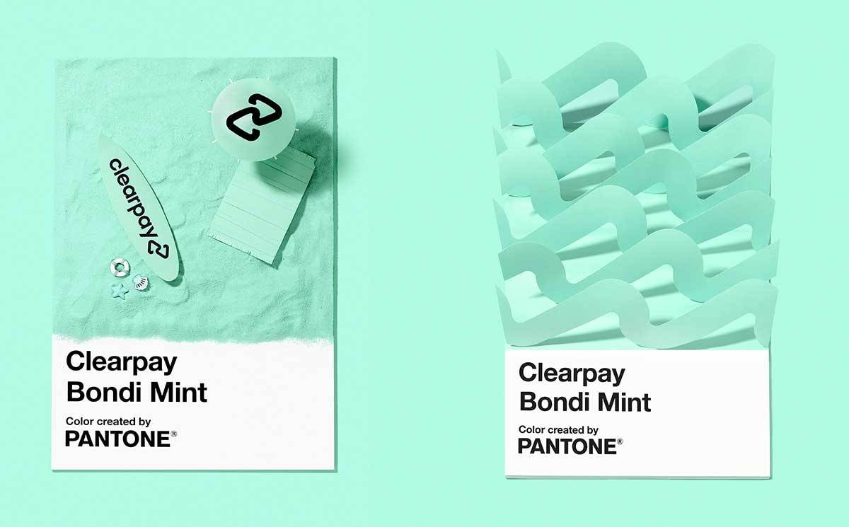 Clearpay refreshes brand identity with 'Bondi Mint' hue