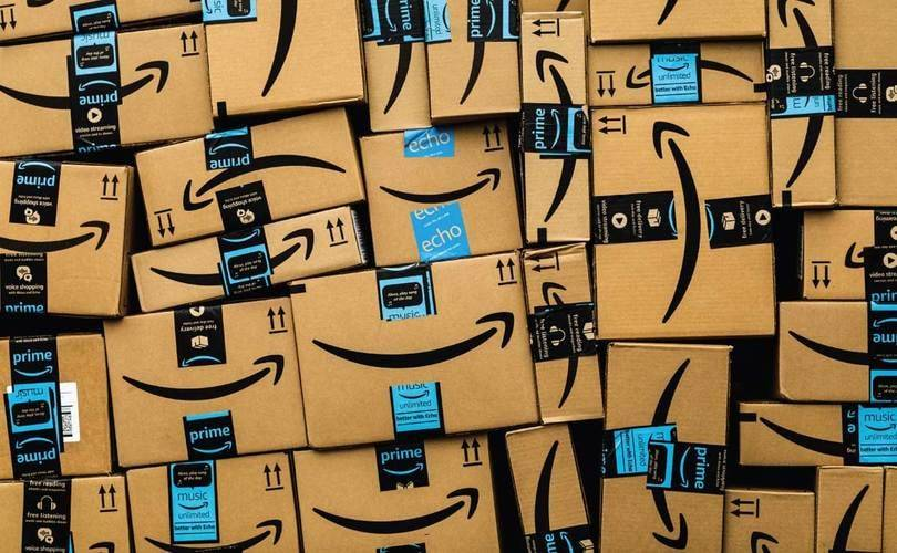 Amazon sees record holiday sales with billions of orders