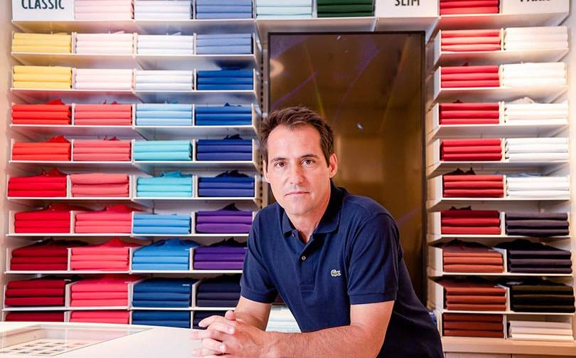 LACOSTE APPOINTS ROBERT ALDRICH AS CEO OF NORTH AMERICA & PEDRO ZANNONI AS CEO OF LATIN AMERICA