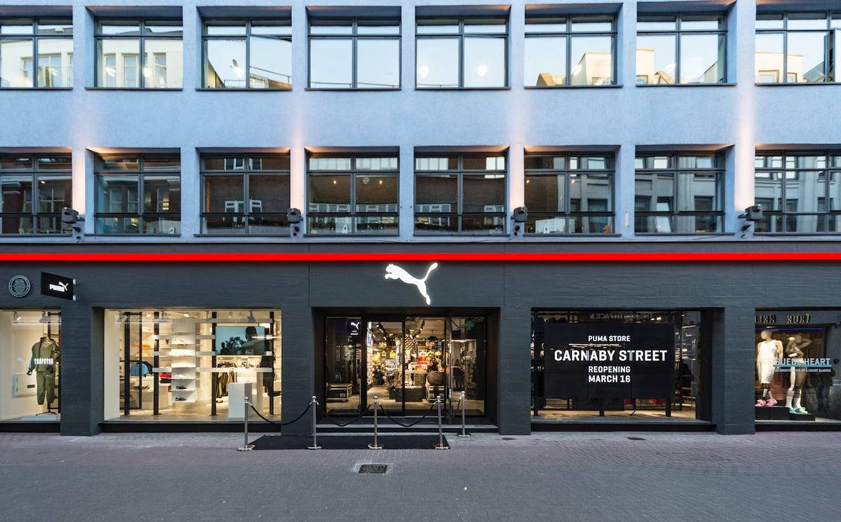 Puma sales and earnings improve in Q4