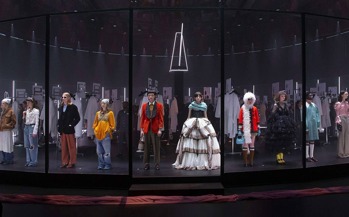 Will Gucci's seasonless calendar rewire fashion week?