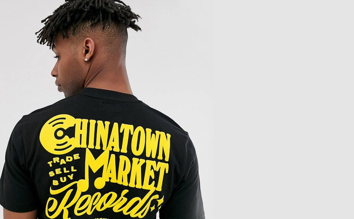 Asos launches new capsule collaboration with Chinatown Market