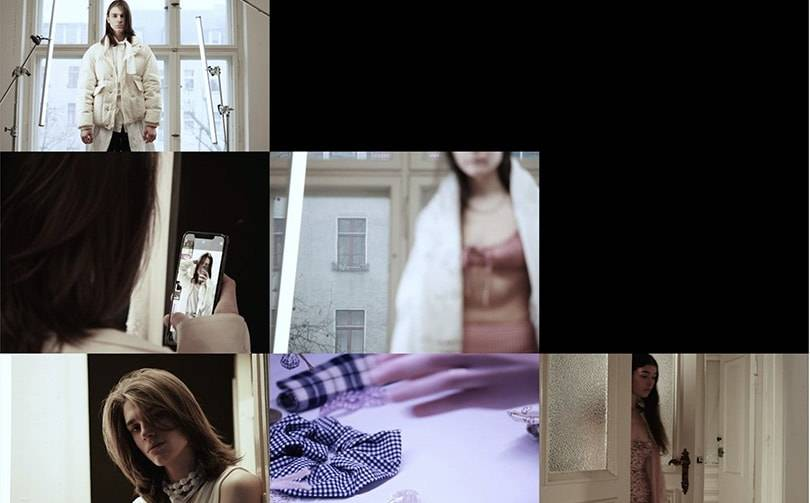 Video: Designers Belize and Klaesi Holdener collaborate for a fashion film