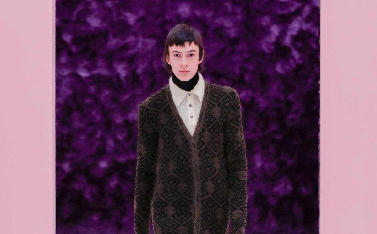 MFW: Prada and Raf Simons debut first menswear collaboration