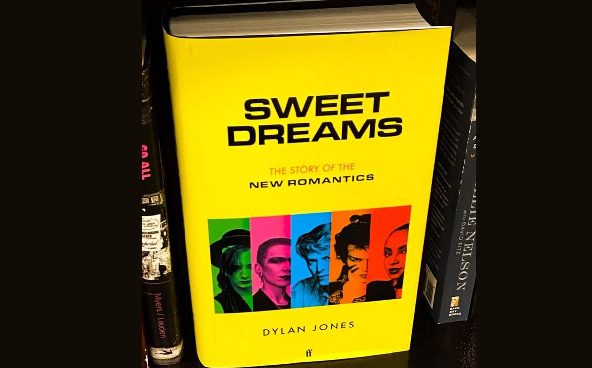 New book charts groundbreaking rise of New Romantics