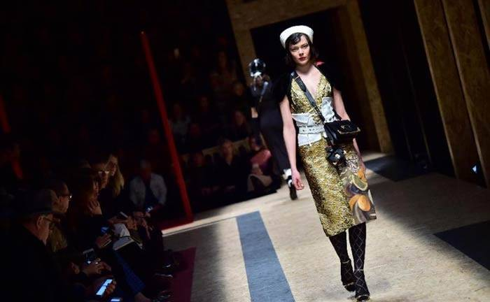 Prada goes handbag heavy in bid to revive flagging fortunes at MFW