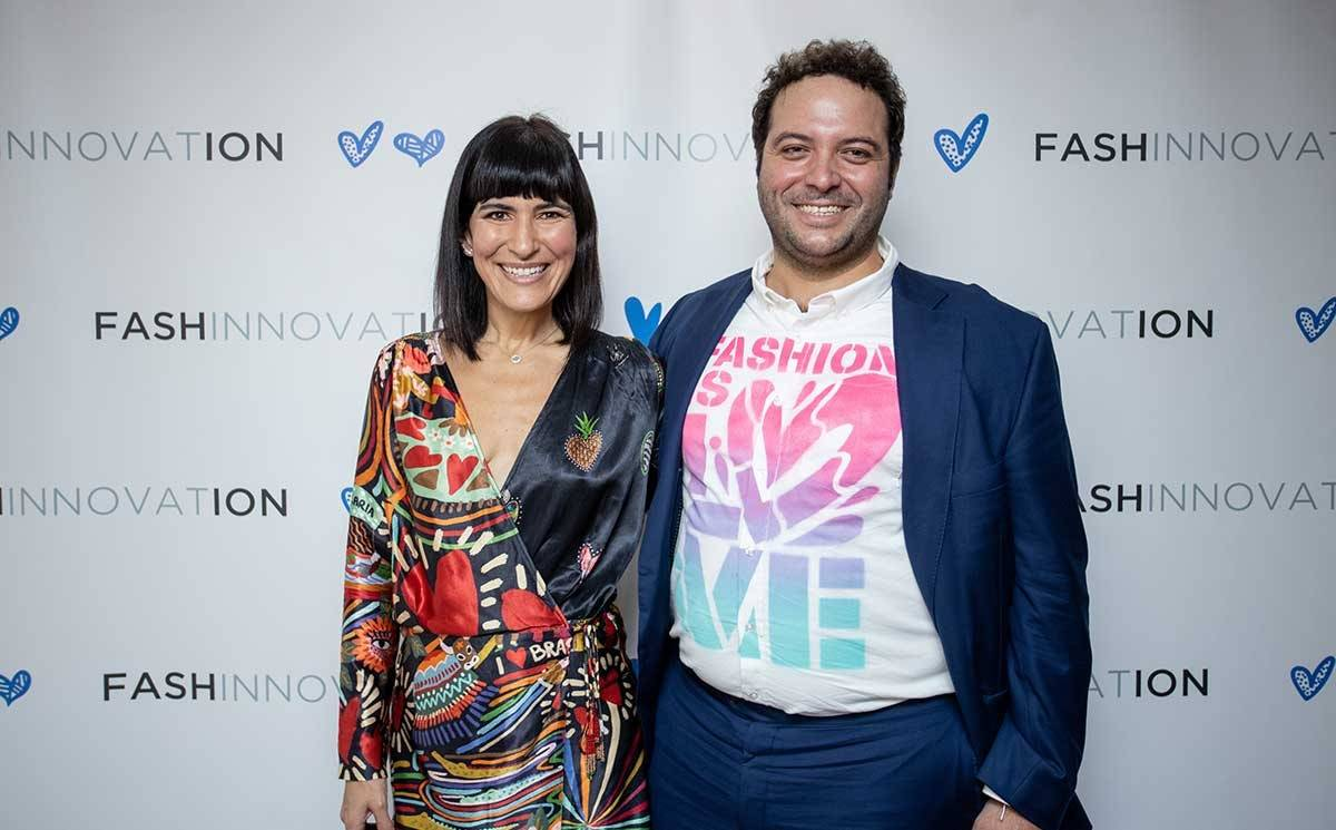 Meet founder of Fashinnovation, matchmaker of fashion and tech