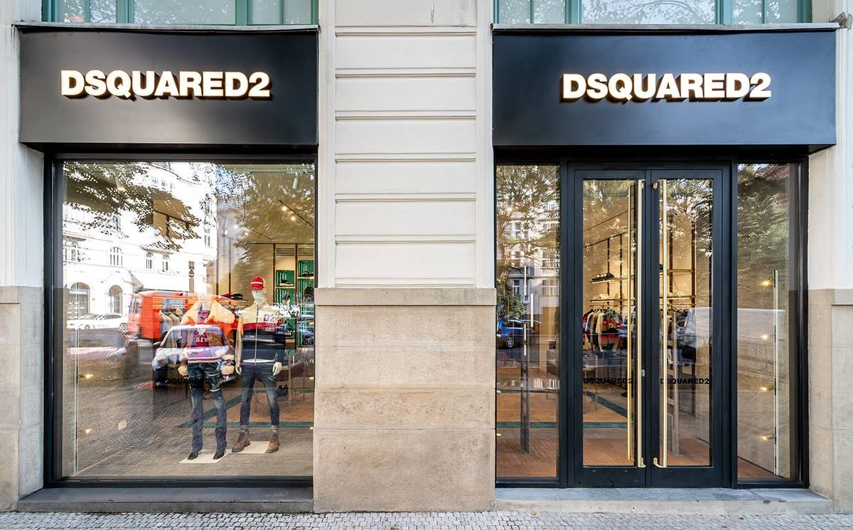 Dsquared2 opens first Czech flagship store