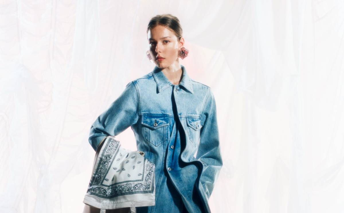 These are the four denim trends for Spring/Summer 2022