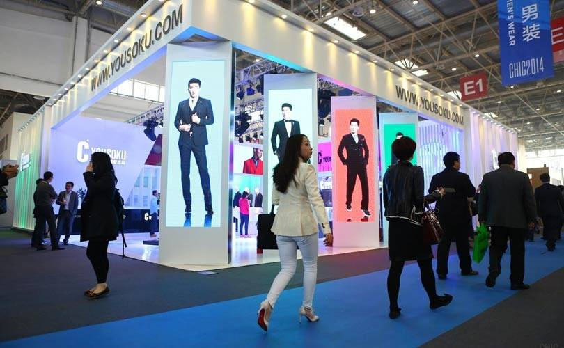 Chic makes the move from Beijing to Shanghai for March 2015
