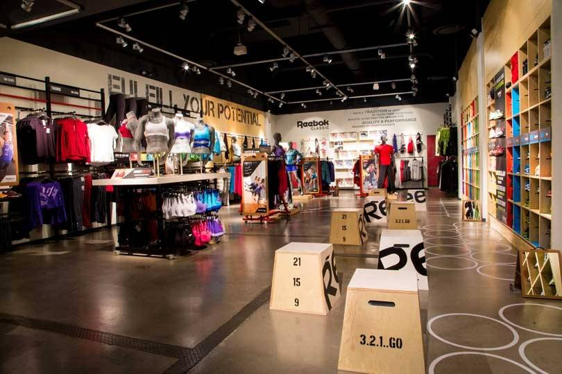reebok factory outlet stores